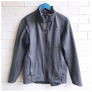 Patagonia Men's Worn Wear Grey Ukiah Jacket